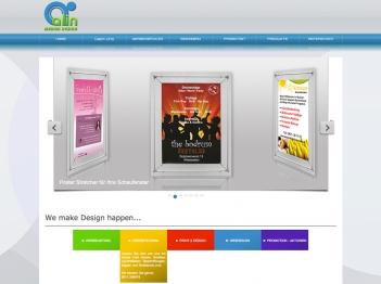 Startseite - Alin Medien Design