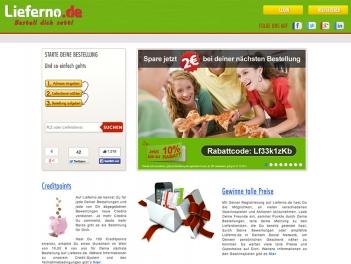 Startseite Lieferno.de